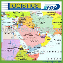 ocean shipping freight cargo rates from China to Doha Qatar