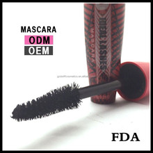 3D fiber lash waterproof mascara for red container
