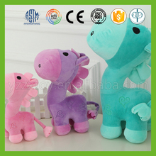 Wholesale taobao hot sale stuffed cheap plush hobby horse toy