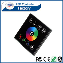 Wall Mounted Single Color/CCT/RGBW Tuoch Controller 5-12v led dimmer controller