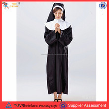 PGWC-2336 Party adult sexy nun costume halloween cosplay costume for girls wholesale
