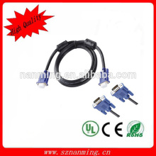 Most Competitive Custom color Premium VGA Cable For Sale