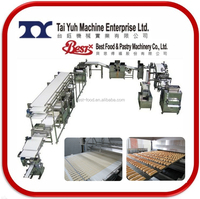 TY-3000 Automatic Taiwan Made Puff Pastry Making Machine