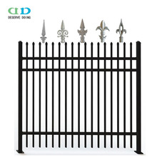 Wrought Iron Fence And Gate / Steel Gates