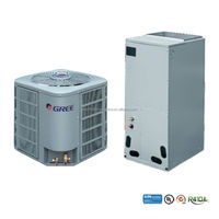 Condensing unit air conditioning DC inverter SEER22 R410a