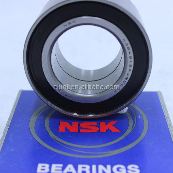 Motorcycle bearing NSK brand rodamientos price list wheel hub bearing 38BWD12 made in Japan with high quality and factory price