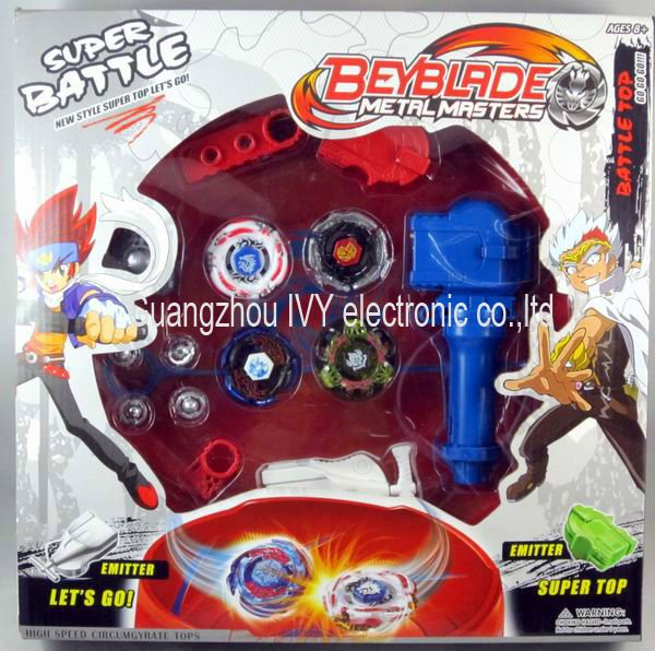 beyblade spin toy Beyblade with accessories