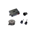 Buzzer Sound Video Parking Sensor System with High Resolution RearView Camera