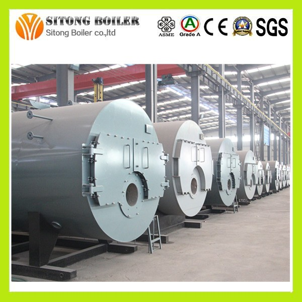 Compact Structure natural gas steam generator manufacturer