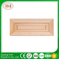 Birch wood clear painting kitchen cabinet drawer face