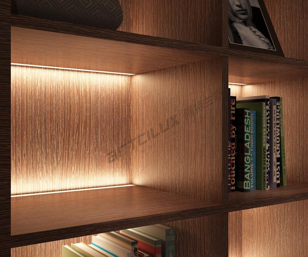 Artcilux Handle Free Aluminium Led Strip Light Ir Sensor