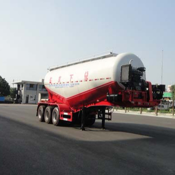 30t 50t bulk cement tanker semi-trailer with 3 axle used transport tanker semi trailer