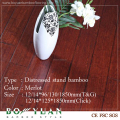 all types of colors of adhesive distressed merlot strand woven bamboo floor