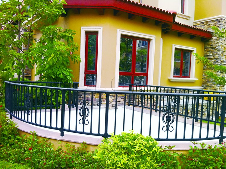 Professional balustrade project balcony railing design