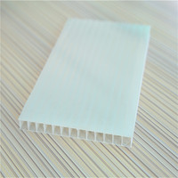 UV Protection Polycarbonate hollow Sheet 100% GE Lexan PC Resin Roofing Glazing Factory Price Panels Hot Sale