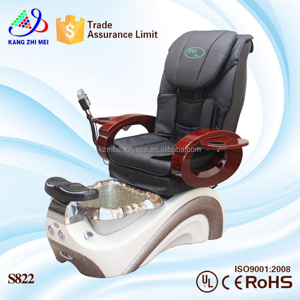 cheap price spa pedicure chair used nail supplies for selling (KM-S822-1)