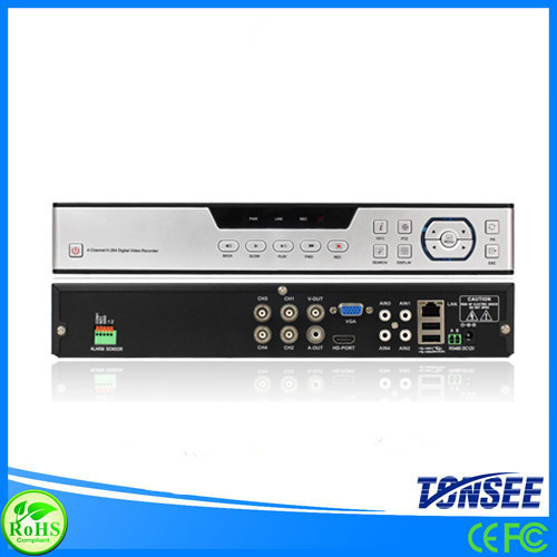 h 264 cctv dvr security Network standalone DVR System