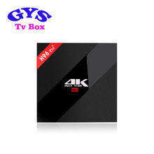 Amlogic S912 Android 7.1 KODI 17.1 Smart Android Tv Box H96 pro +