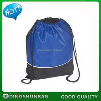 Best quality promotional shopping nonwoven drawstring candy bag