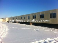 Durable Steel Frame Container House