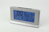 Traveling Calendar Digital LCD Alarm Clock