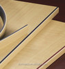 High grade pvc plastic table edging trim for wood table