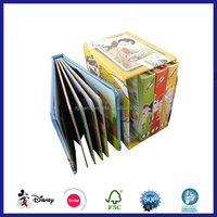 Wholesale educational board books children printing service