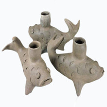 Biautiful Fish New Design Cheap Candle Holders