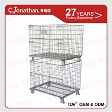 SXL-A warehouse heavy duty durable metal storage cage