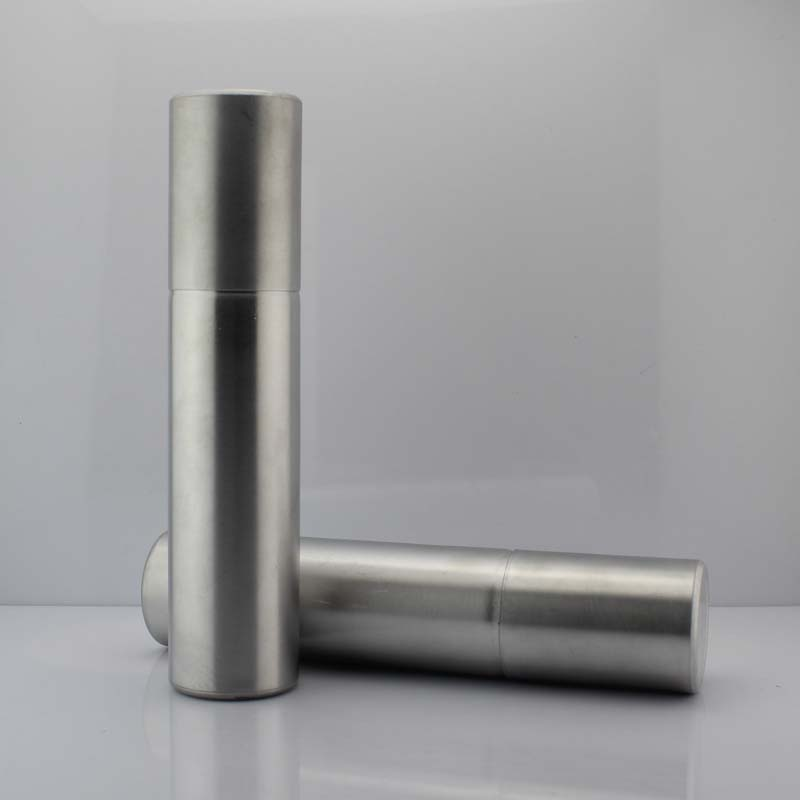 Whole sell wholesale high quality aluminum spray pump bottles for cosmetics