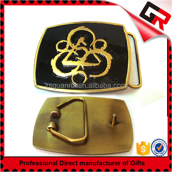 Newest Crazy Selling zinc die cast metal alloy belt buckle