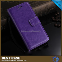 China supplier low price china mobile phone book style flip cover for samsung galaxy j7