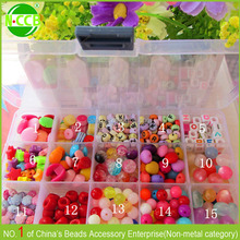 fashion colorful beads small packing wholesale beads for DIY,jewelry,cloth
