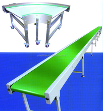 Plast Link Industrial Belt Conveyor System, Rubber Belt Conveyor Making Machine
