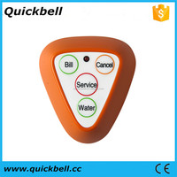 Long Range Electronic deaf pager-Quickbell