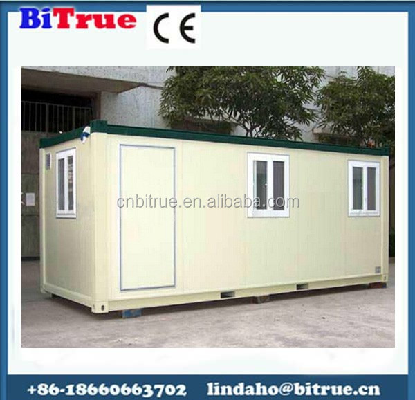 Hot Sale prefab container van house design