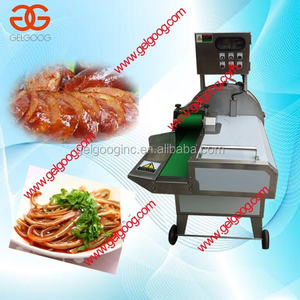 Industrial Cooked Meat Slicing Machine|Hot Sale Pig Ears Slicing Machine|Cooked Beef Slicer Cutter Machine Price