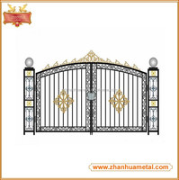 Garden Wrought Iron Gate Luxury Wrought Iron Gate for Sale