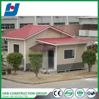 Modern House Design Steel Building Construction