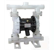 "1/2"" plastic transfer acid sewage water drum pneumatic pump"