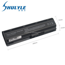 Shenzhen rechargeable lithium ion laptop battery for hp cq 42 10.8V 4400mAh 6cells