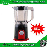 New PP Body Electric Blender Plastic Jar