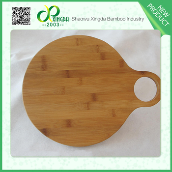 Eco-Friendly Natural Color Large low price mini bamboo cutting board