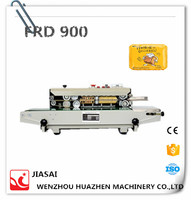 sealer impulse packing machine FR-900 pvc heat sealer plastic bag machine