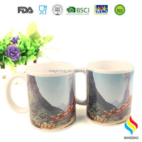 new hot products on the market sublimation mug factory sell 11oz sublimation coated mug