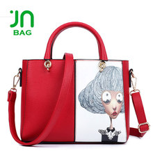 JIANUO Wholesale fashion aliexpress handbags ladies taiwan handbags