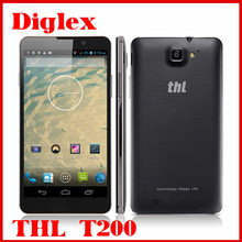 2014 New Original 6.0 inch THL T200 MTK6592 Octa Core Android 4.2 Mobile phone 2GB RAM 32GB ROM 13MP Dual Sim Card OTG NFC GPS