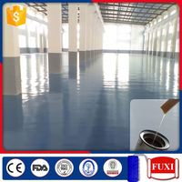 FXHD88-33 Solvent Epoxy Oil Resistant Epoxy Floor Paint Self-leveling Seal Primer