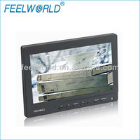 "7"" Color Wide LCD Digital Monitor with HDMI input"