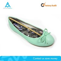 Low Price Popular Cute Flat Casual Women Ballerina Shoes